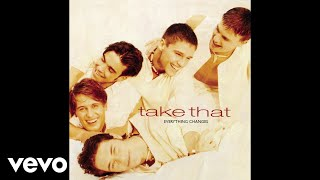 Take That - Another Crack In My Heart (Audio)