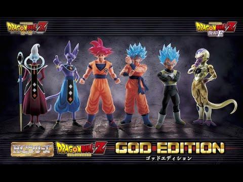 Dragonball Z/Super รีวิวโมเดล God Edition