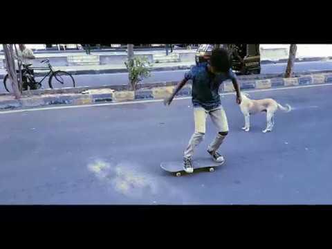 Cinematic Skateboarding in India