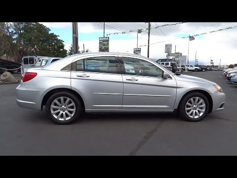 2012 CHRYSLER 200 Reno, Carson City, Northern Nevada, Sacramento, Elko, NV CN166813