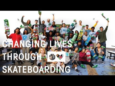 ELEMENT &quot;ANNUAL GIVEBACK AT WATTS&quot; - NO BOARD LEFT BEHIND