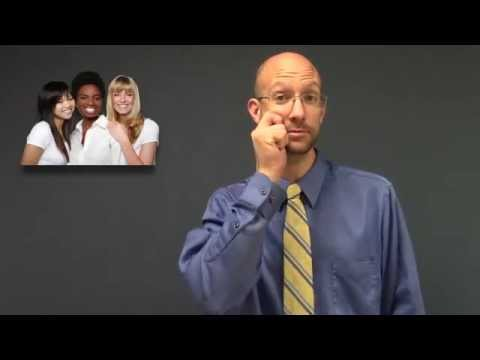 Describing People - Ethnicity | ASL - American Sign Language