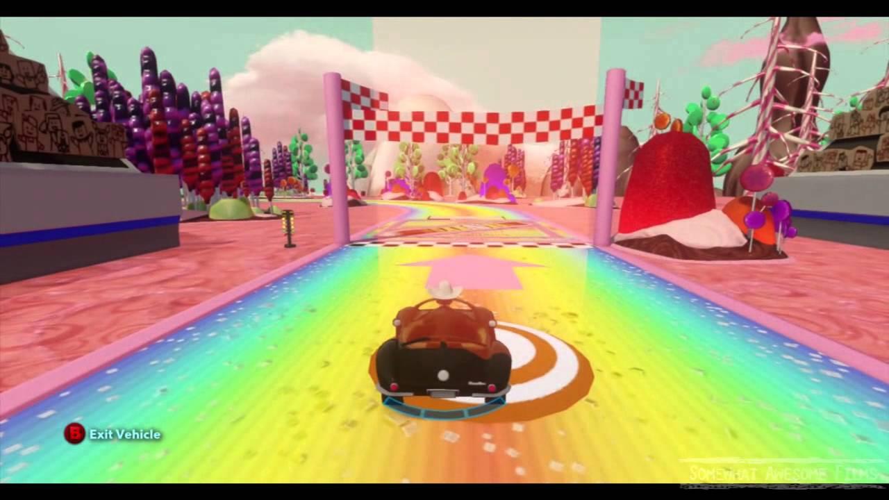 Disney Infinity   Cars Toy Box