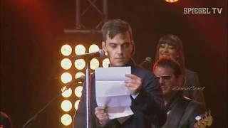 Watch Robbie Williams Rocks video