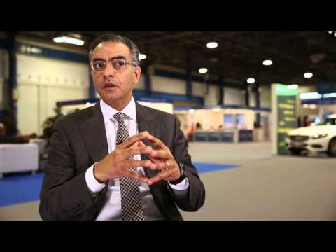 ICANN CEO Fadi Chehade on Internet governance & balancing security, innovation, and privacy