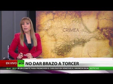 Primer Ministro de Crimea declara que no le preocupan amenazas de Kiev