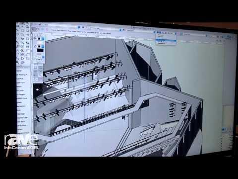 InfoComm 2015: Vectorworks Spotlight Demos CAD Software for Entertainment Design