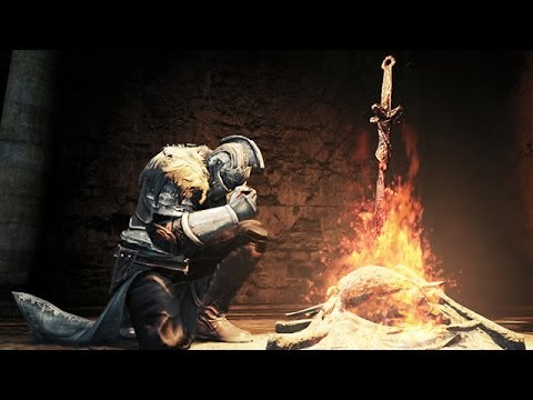 Let's Play Dark Souls 2, Ep. 1 - Sweet Home Majula