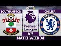 Chelsea vs Southampton 2-0 ⚽� | The Emirates FA Cup Semi Final 2017/18 | 22/04/2018