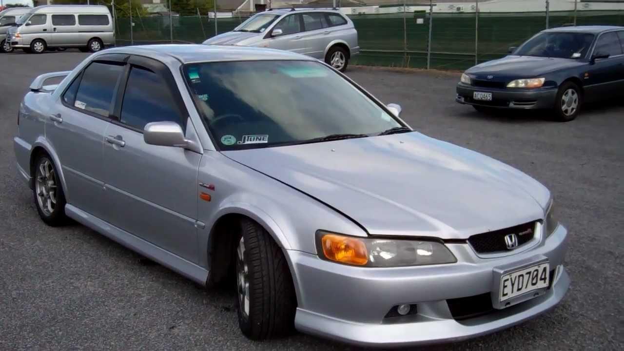 2001 Honda Accord Euro R Cash4cars Sold Youtube