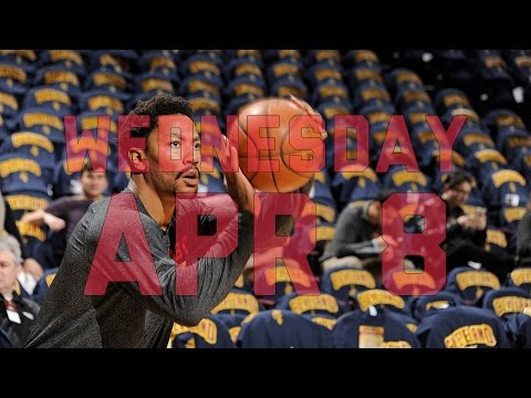 NBA Daily Show: Apr. 8 – The Starters