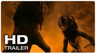 THE LION KING Simba Vs Scar Fight Scene Trailer (NEW 2019) Disney Live Action Movie HD