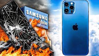 📲 ¿Por qué Samsung está perdiendo la batalla de los teléfonos? | Caso Samsung
