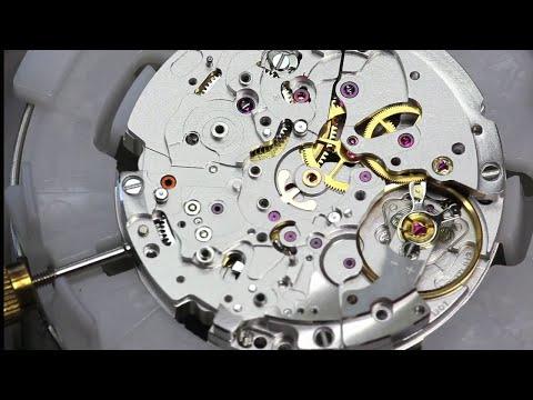 Super Factories: Breitling - 2 Watch Movement