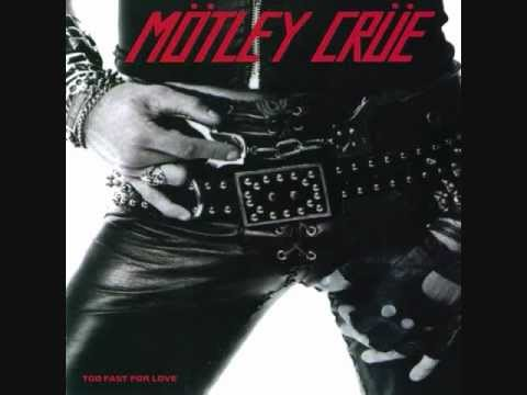 Motley Crue - Too Fast For Love (Alt. Take)