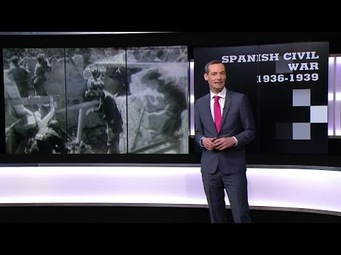Video: 40 years on, Franco's ghost still haunts Spain