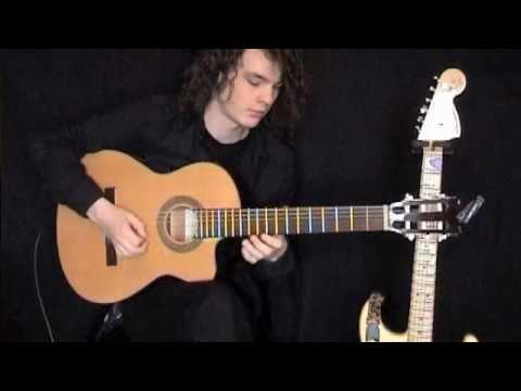Yngwie Malmsteen Style Nylon String Shred! - Ibanez G5ECE