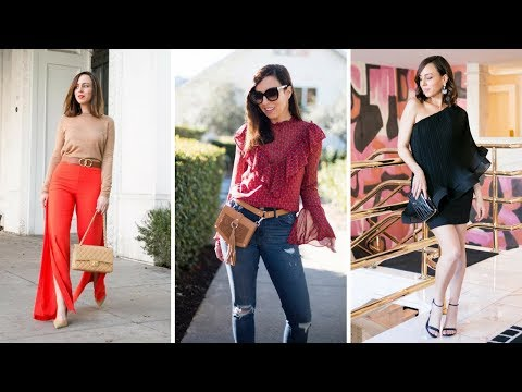 Wonderful fashion Style & Looks  -  Street style Fashion