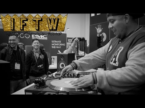 NAMM 2016 IFTW (Mixars Booth)