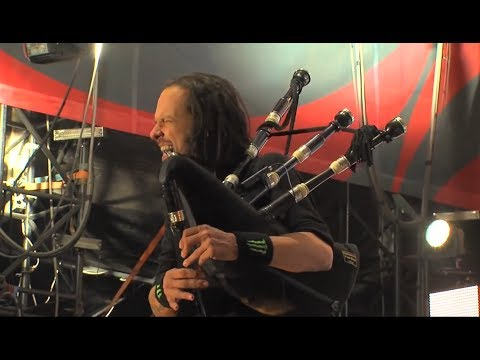 Korn Live - Another Brick In The Wall  Sziget 2012 video