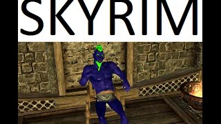 """Давай """"поиграем"""" в Skyrim - серия 2 [К Вайтрану!]"""