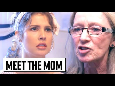 Meet The Parent ft. Amanda Cerny & Johannes Bartl | Funny Family Sketch Videos 2018