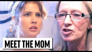 Meet The Parent ft. Amanda Cerny & Johannes Bartl | Funny Family Sketch Videos 2018