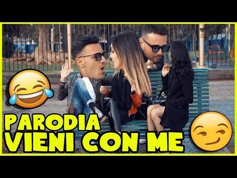 PARODIA ● Tony Capone Ft. Daniele De Martino - Vieni con me (Ufficiale 2018)