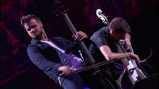 2cellos Back In Black Live At Sydney Opera House