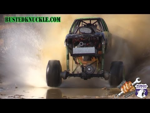2000HP BLOWN SATISFACTION MUD TRUCK EXPLODES!