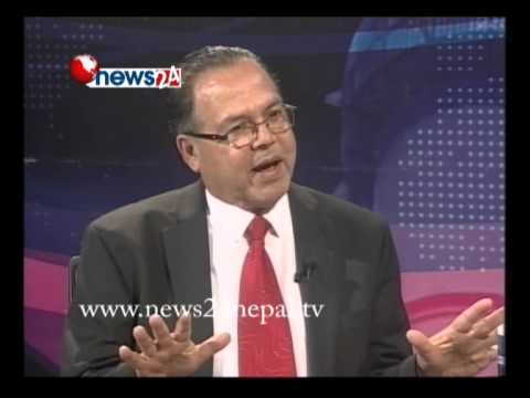 REAL FACE WITH JHALNATH KHANAL-NEWS24 TV