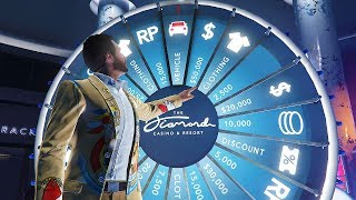 I Won The Car, and Lost My Mind - GTA Online Casino DLC