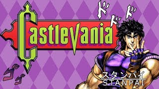 Jojovania: Can Jonathan Joestar Survive Castlevania?