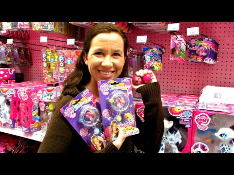 TOY HUNTING - Monster High, My Little Pony, Journey Girls