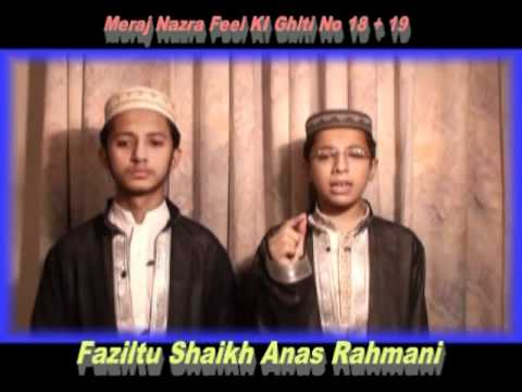 Meraj Rabbani Exposed 1 Quran : 18 + 19 Of 26 By Anas Rahmani video