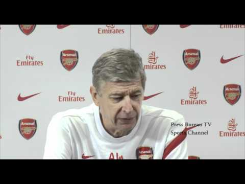 Wigan vs Arsenal Pre-Match Press Conference