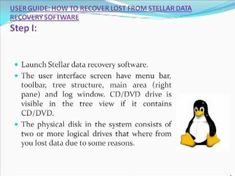 Linux Data Recovery