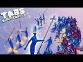 TABS New Update PRIEST Unit - Totally Accurate Battle Simulator (TABS Sandbox Gameplay)