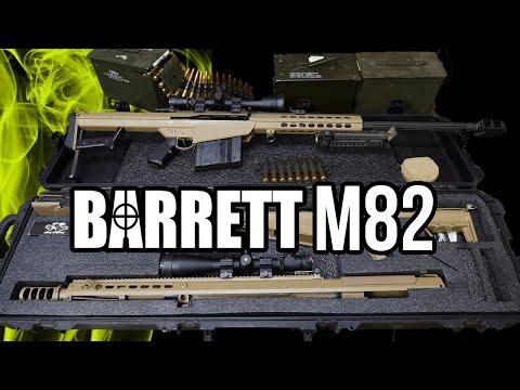 Barrett .50 Caliber Overview (M107 and M82 A1)