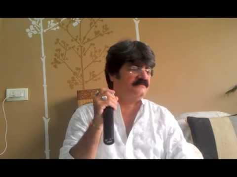 CHINGARI KOI BHADKE...FILM: AMAR PREM...TRIBUTE TO KISHOREDA...