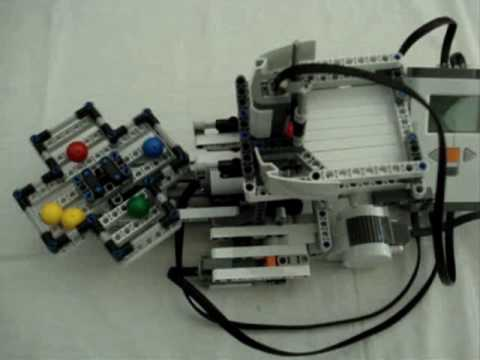 Lego Mindstorms 8547 NXT 2.0 - Color Sorter!!!