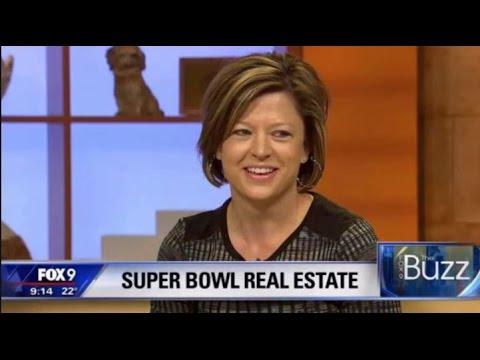 Amy Jurek of RE/MAX Advantage Plus Discusses MN Spring Market on FOX9 News