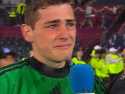 Homenaje de un Madridista a IKER CASILLAS - ADIOS CASILLAS 2015