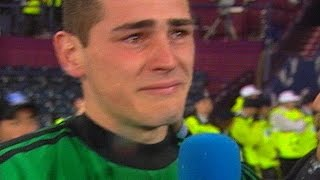Homenaje de un Madridista a IKER CASILLAS - ADIOS CASILLAS 2015