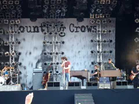 Counting Crows - Colorblind - Live @ PinkPop 2008