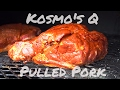 NON - Competition Pulled Pork | Kosmo's Q Style
