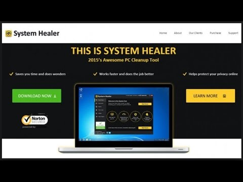 How to Remove System Healer Ads from Chrome, Firefox, IE