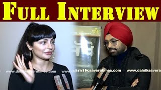 Uda Aida | Exclusive Interview | Tarsem Jassar | Neeru Bajwa | Punjabi Movie | Dainik Savera