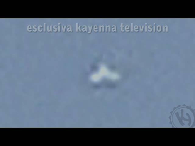 OVNI - avvistamento UFO a Roma luglio 2011 - Analisi dettagliata del filmato.