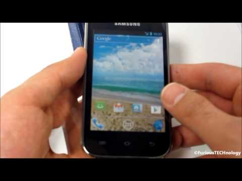 Unboxing Samsung Galaxy Discover